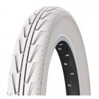 PNEU VELO MICHELIN 12x1/2x175x2 1/4 CITY'J Blanc 001663