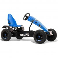 VOITURE A PEDALES BERG KART XL B.SUPER BLUE BFR 07102200