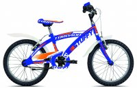 VELO ENFANT 18' STUFFY BLEU 19T660B