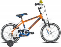 VELO ENFANT 16' BILLY Orange 19T670A