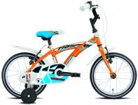 VELO ENFANT 14' KASPER 1V ORANGE 19T680A