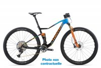 VELO IMPUDENT 29 RENERO XTR12 Speeds - Taille L Black / Blu - FOURCHE FOX - ROUES DRC/350 21I6XRFIL