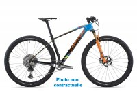 VELO IMPUDENT 29 RIBOT X XX1 AMX 12 Speeds - Taille M Black / Blu- FOURCHE RS Sid Select RMT B4 100mm - ROUES DRC Big Horn / Torpado 21I9XWSHM