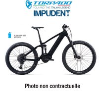 VELO IMPUDENT XANTO Z 27,5+ MAX XT 12S - Fourche RS35 GOLD 150mm - Taille M - Couleur BLACK 21IFWICMM