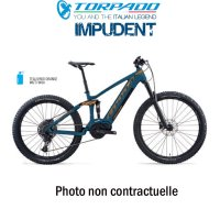 VELO IMPUDENT XANTO Z 27,5+ MAX XT 12S - Fourche RS35 GOLD 150mm - Taille M - Couleur Blue 21IFZICMM