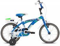 VELO ENFANT 14' KASPER 1V Bleu 21T680