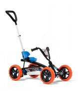 VOITURE A PEDALES BERG BUZZY NITRO 2-IN-1  2 - 5 ANS 24320000