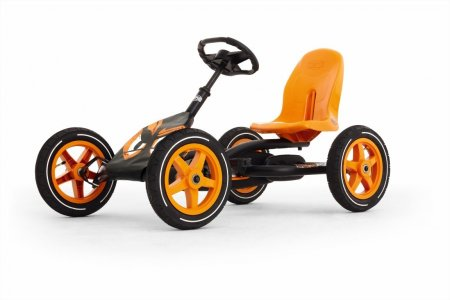 VOITURE A PEDALES GO KART BUDDY PRO 282400