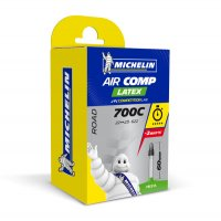 CHAMBRE MICHELIN 700 18/23 AIR LATEX 60mm A1 293468