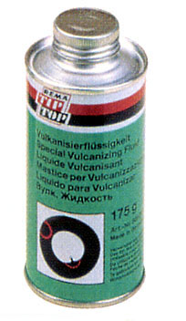 BIDON VULCANISANT 175G Tip Top 5050196