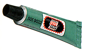 TUBE COLLE 10G Unité Tip To 5059056