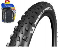 PNEU VELO MICHELIN 27,5x260 FORCE AM Compétition Line Folding Bead TLR 66-584 566127