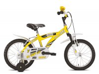 VELO ENFANT 16' BILLY Jaune  5T670G