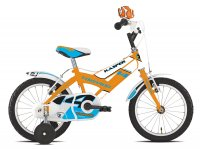 VELO ENFANT 14' KASPER Orange  5T680A