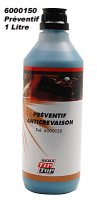 PREVENTIF ANTICREVAISON 1 litre Tip Top 6000150