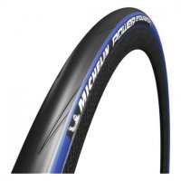 PNEU VELO MICHELIN 700x25 POWER ENDURANCE BLEU  617376