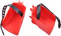 PORTE BEBE REPOSE PIEDS WALLAROO Red 8634102