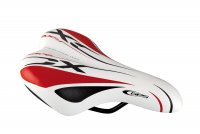 SELLE JUNIOR RACE Noir/Rouge A311SR