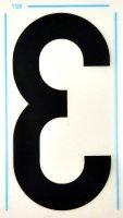 ADHESIF TIFLEX POUR PLAQUE PLEXIGLAS SCT 50 CARACTERES 3 ADHESIF668M3