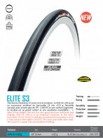BOYAU TUFO ELITE S3 - 23 mm BELITE23N