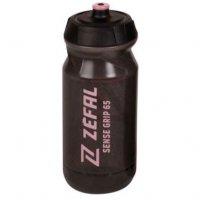 BIDON ZEFAL 650ml Sense Grip 65 Smoked Black With Pink - 1533 BID1533