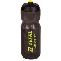 BIDON ZEFAL 800ml Sense Grip 80 Smoked Black With Yellow BID1536