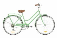 VELO REID LADIES CLASSIC 7V MINT GREEN 700C 52 BV10138REI-012