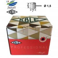 CABLE FREIN BMX WEINMANN 2,5m (Boite de 25) CABLE004