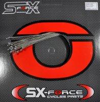 CABLE DERAILLEUR INOX SX-FORCE (boite de 50 cables) CABLE014
