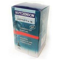 CHAMBRE CYCLOMOTEUR HUTCHINSON 2 - 2 1/4 - 21/2 x 16 (Valve Schrader) CC654621