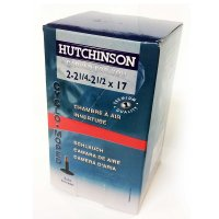 CHAMBRE CYCLOMOTEUR HUTCHINSON 2 - 2 1/4 - 21/2 x 17 (Valve Schrader) CC654661