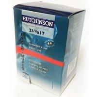 CHAMBRE CYCLOMOTEUR HUTCHINSON 2 3/4 x 17 (Valve Schrader) CC654681