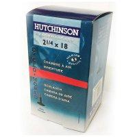 CHAMBRE CYCLOMOTEUR HUTCHINSON 2 1/4 x 18 (Valve Schrader) CC654701