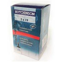 CHAMBRE CYCLOMOTEUR HUTCHINSON 2 x 19 SULKY (Valve Schrader) CC654721