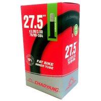 CHAMBRE 27,5+ 3.0-3.5 FAT BIKE + VALVE STANDARD CH273VS