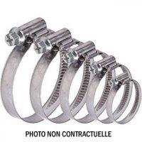 COLLIER SERRAGE A CREMAILLERE DE 10 A 16mm (Sachet de 10) COL916