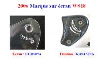 CASQUE SAV P ECRAN JET ST509 AM 2006 WS18 ECR509A