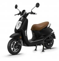SCOOTER ELECTRIQUE E-START45 NOIR 1 BATTERIE ESTART45