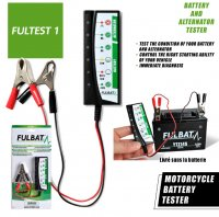 BATTERIE TESTEUR BATTERIES/ALTERNATEUR FBTEST