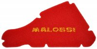FILTRE AIR MOUSSE TYPHOON ROUGE MALOSSI FIL1411422