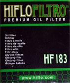 FILTRE HUILE PIAGGIO 125cc +++ HF-183 FIL183