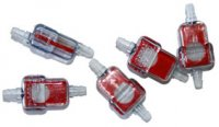 FILTRE ESSENCE UNITE DIAM 6mm ROUGE FILT1000