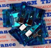 ELECTRICITE BTE 10 FUSIBLES PLAT 15 A FUSFE15