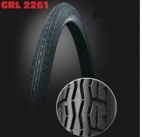 PNEU VELO GRL 650 1/2 BAL NOIR 2261 * G65012B