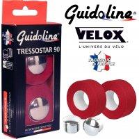 GUIDOLINE TRESSOSTAR ROUGE X2 G900K03