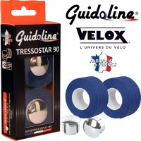GUIDOLINE TRESSOSTAR BLEU ROYAL X2 G900K04