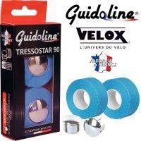 GUIDOLINE TRESSOSTAR BLEU CARAIBE X2 G900K05