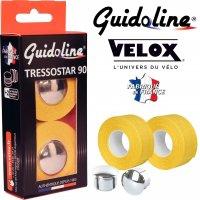 GUIDOLINE TRESSOSTAR JAUNE X2 G900K08