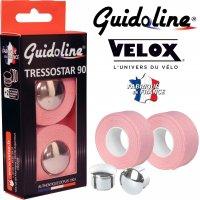 GUIDOLINE TRESSOSTAR ROSE PASTEL X2 G900K11