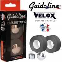 GUIDOLINE TRESSOSTAR GRIS TEMPETE X2 G900K15
